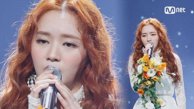 '최초공개' 봄의 여신 '소정'의 'Stay Here' 무대