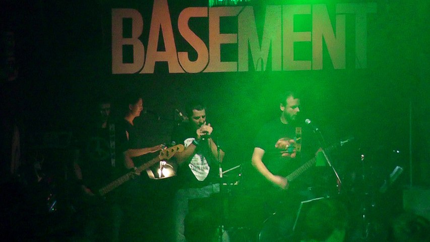 The LAW - Wonderwall (by Oasis) - Basement Großmehring 09/2017