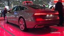 Audi A7 Sportback - Salon de Genève 2018