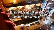Brèves de comptoir - Vive l'égalité Hommes/Femmes