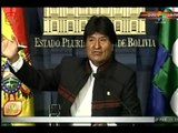 Bolivia: Morales blasts media manipulation of Venezuela events