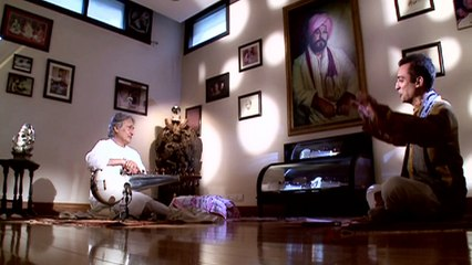Interview with Indian Classical Sarod Playet USTAD AMJAD ALI KHAN (Part 7) | NewsX Select