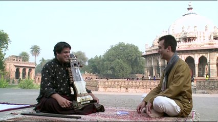 Interview with Sarangi Maestro USTAD KAMAL SABRI (Part 2) | NewsX Select