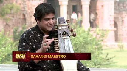 Interview with Sarangi Maestro USTAD KAMAL SABRI (Part 5) | NewsX Select