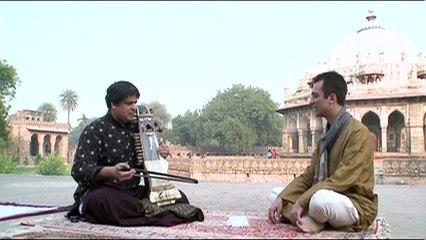 Interview with Sarangi Maestro USTAD KAMAL SABRI (Part 7) | NewsX Select