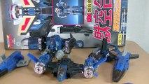 ギンガマンのDXギンガフェニックス変形Power Rangers Lost Galaxy