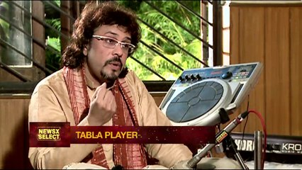 Interview with Indian Classical Tabla Player BICKRAM GHOSH (Part 1) | NewsX Select