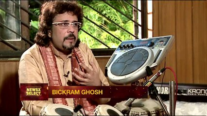 Interview with Indian Classical Tabla Player BICKRAM GHOSH (Part 2) | NewsX Select