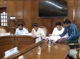 Today Delhi Assembly's Question & Reference committee called a meeting to hold Bureaucrats accountable for Delhi Cooperative Bank Scam carried out under Congress Govt.