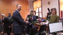 Adalet Bakanı Gül, bakanlıkta görev yapan kadınların 8 Mart Dünya Kadınl