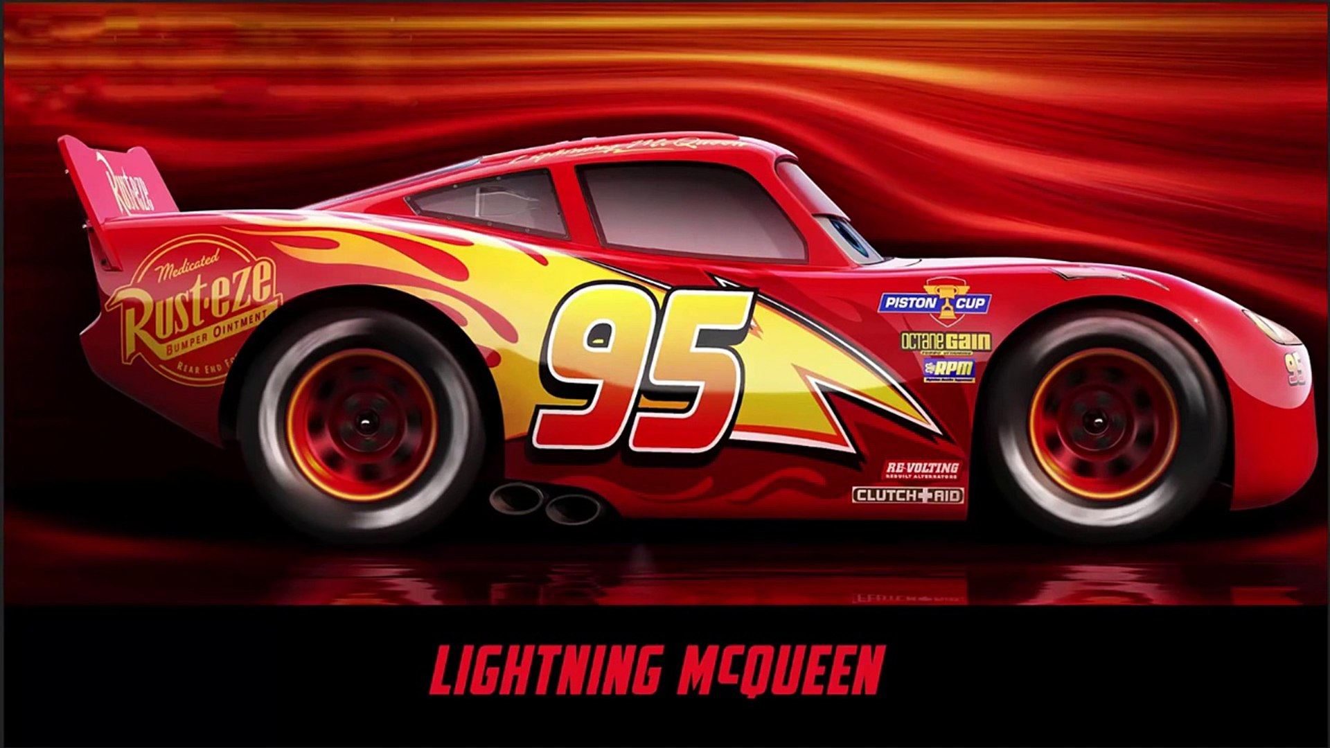 Cars 3 Coloring Pages For Kids Lightning Mcqueen Jackson Storm And Cruz Ramirez Video Dailymotion