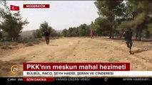 """PKK/PYD """"taktik taktik"""" geri çekiliyormuş"""