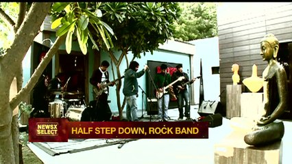 Interview with HALF STEP DOWN ROCK BAND (Part 3) | NewsX Select