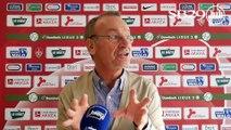 Auxerre - Brest : Conférence d'avant-match