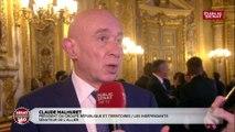 """Droit d'amendement: le 1er ministre est """"à l'écoute"""" assure Claude Malhuret"""