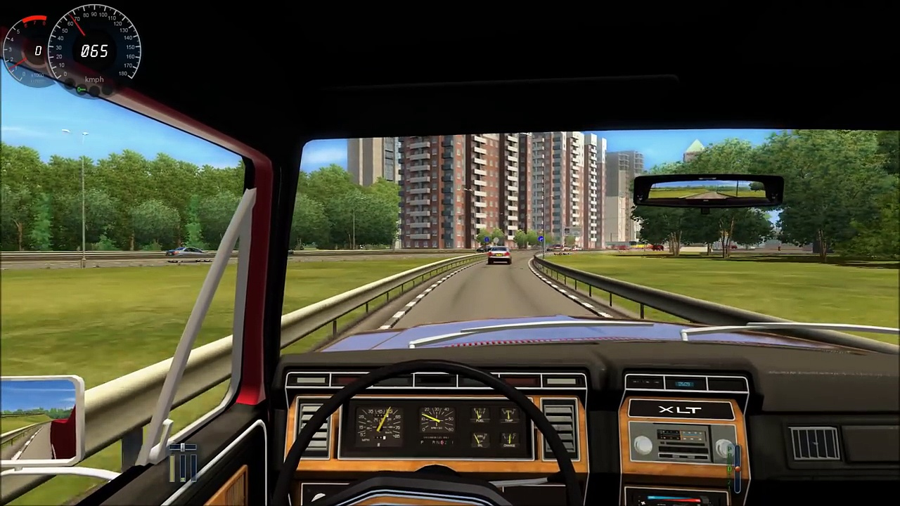 City Car Driving Ford Bronco 1980 [1080p]