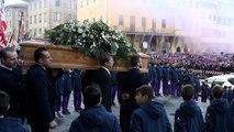L'Italie dit adieu à Davide Astori