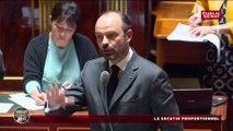 Edouard Philippe : « L'introduction de 10 ou 25% de proportionnelle ne remet pas en cause les institutions »
