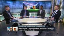 ESPN FC - 8th,March Low to Arsenal - Tottenham Exit, Kane, Manchester City, PSG, Wenger - YouTube