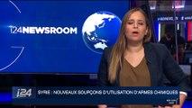 Syrie: nouveaux soupçons d'utilisation d'armes chimiques
