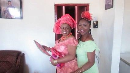 A NIGERIAN ABROAD