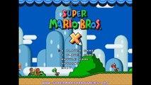 Super Mario Bros  X (SMBX) - Super Talking Time Bros  2 5