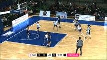 LFB 17/18 - J17 : Nantes Rezé - Basket Landes