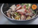 Best Sukhothai Noodles of Dinsor Road