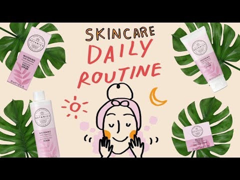 Skincare Daily Routine