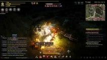 Black Desert - Awakening weapon Giant doing guild war