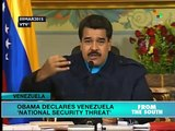 From the South - Obama ratchets up threats against Venezuela
