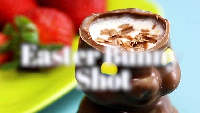 Easter Bunny Shot Cocktail Recipe - Liquor.com