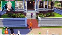 DENIS AND ALEX BREAK UP!! - Sims 4 Pals