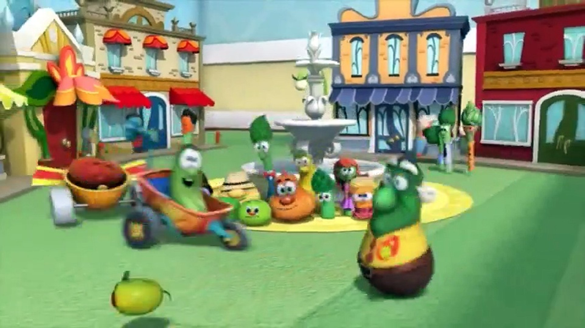 VeggieTales Beauty and the Beet  2014     Pt 02