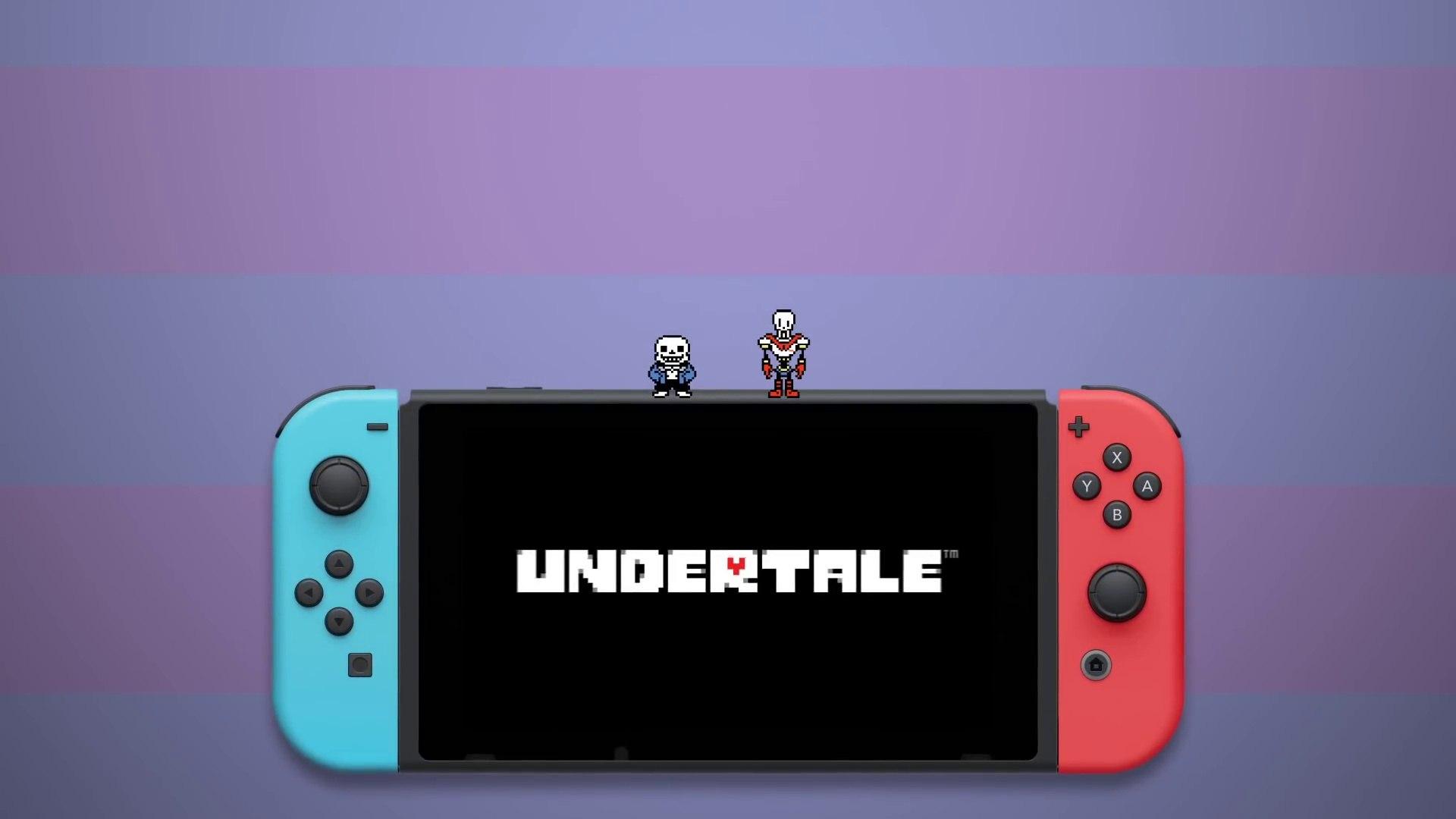Undertale - Annonce du jeu sur Switch