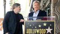 Mark Hamill Receives His Star on Hollywood Walk of Fame | THR News