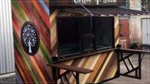 Coffee house Coffee Wood