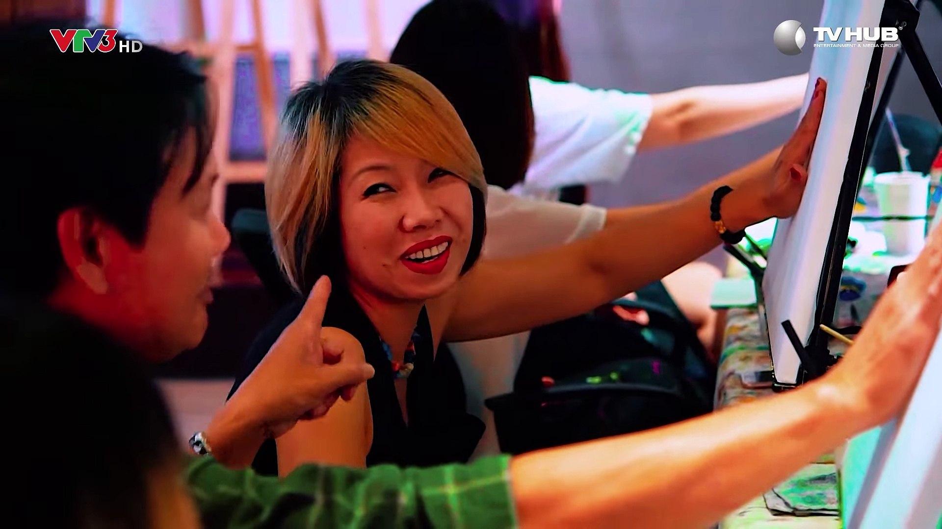 Thương Vụ Bạc Tỷ Tập 5 Full HD l Shark Tank Việt Nam l Tipsy Art Được 4 Sharks tranh giành, hai cô g