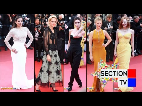 [Section TV] 섹션 TV - Article 69 times the Cannes Film Festival's opening! 20160515