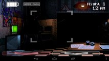 Five Nights at Freddy's 3 Download Android - video dailymotion