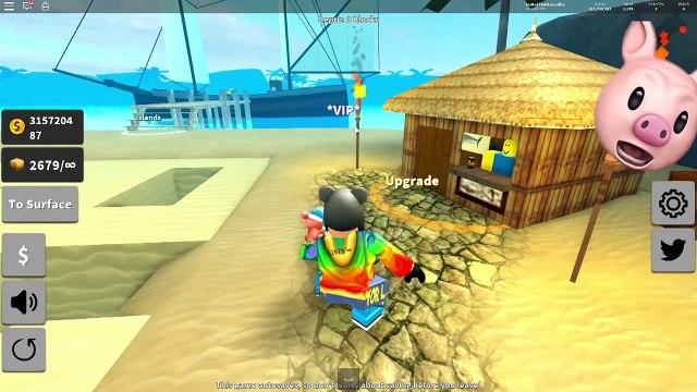 Golden Nuke Is Op All Pets Roblox Treasure Hunt Simulator