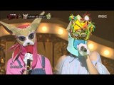 [King of masked singer] 복면가왕 - 'Fennec Fox' VS 'An oasis' 1round - I Have A Lover 20170611