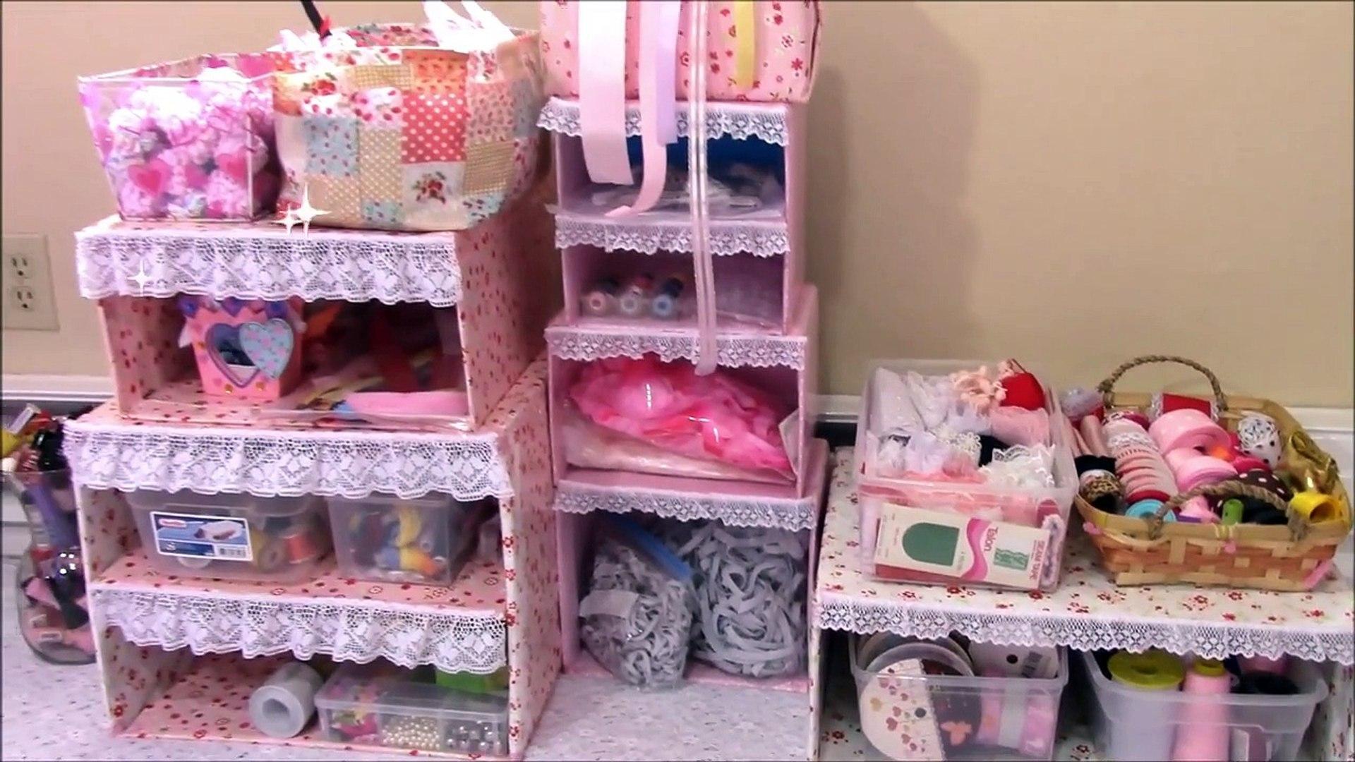 Diy Room Decor Make Your Own Princess Shelves Easy Video Dailymotion