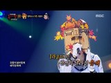[King of masked singer] 복면가왕 - 'A young lady of literary interests' 2round - Gaeyeowool 20160911