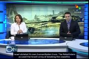 Israel bombs refugee camp in Gaza and kills 1 child