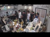 [My Little Television] 마이리틀텔레비전 - Oh Se Deuk, 'California ssam' Eating Show in a body! 20150822