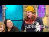 [RADIO STAR] 라디오스타 - Hong Yoon-hwa's wonderful mimicry 20151125