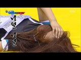 [Idol Star Athletics Championship] 아이돌스타 선수권대회 1부 - 'EXID VS Nine Muses' Korean wrestling 20150928
