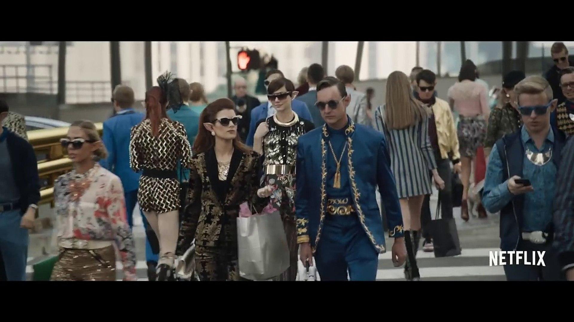 [ หนังใหม่ 2018 ] Bright - Trailer