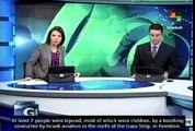 Israel bombs Gaza Strip and kills seven people